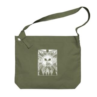 斎藤一(W) Big shoulder bags
