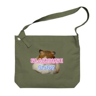 グラマウス さくら味 Big shoulder bags
