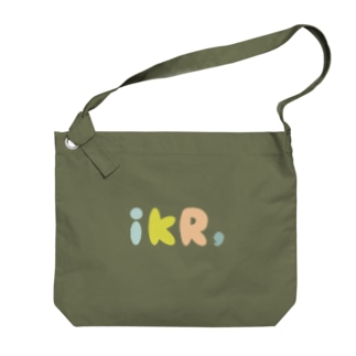 ほっこりiKR, Big shoulder bags