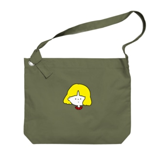 女の子A Big shoulder bags
