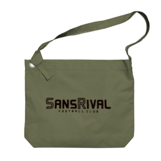 SANS RIVAL F.C. official  goodsのSANS RIVAL F.C.official  goods  originals Big shoulder bags