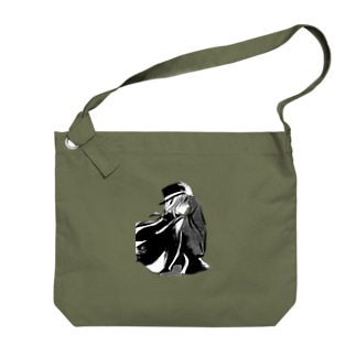 月下追想 Big shoulder bags