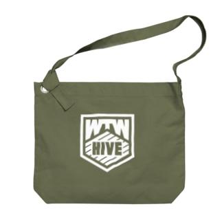 WTW HIVE Big shoulder bags