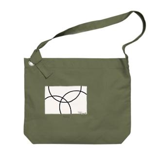 「Theory」 シンプルなやつ Big shoulder bags