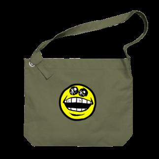 ぼんだぁのスマさん Big shoulder bags