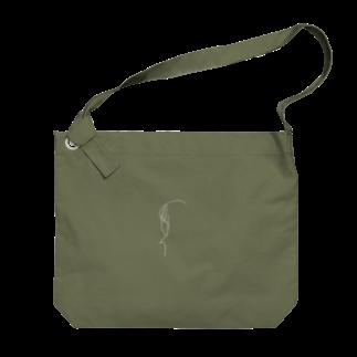 梢のあの子 Big shoulder bags