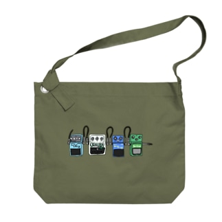 エフェクター Big shoulder bags
