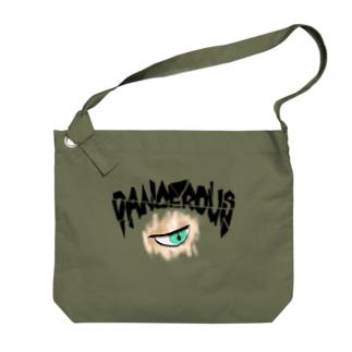 デンジャラス Big shoulder bags