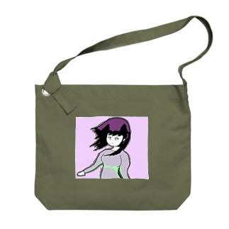 ナウ・ガール67 Big shoulder bags