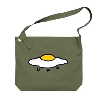 UFO Big shoulder bags