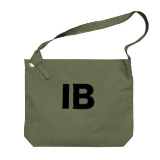 IB Big shoulder bags
