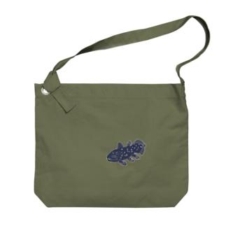 シーラカンス Big Shoulder Bag