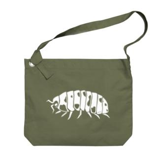 パンダンゴ Big shoulder bags
