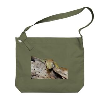 マモノのあきらくん Big shoulder bags