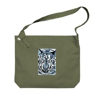 破魔虎 Big shoulder bags