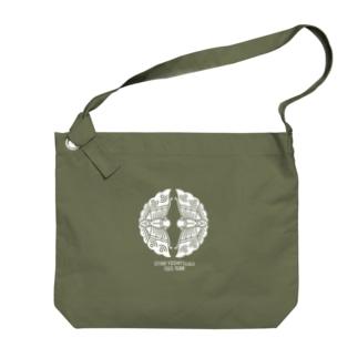 大谷吉継【対い蝶/生誕死没】 Big shoulder bags