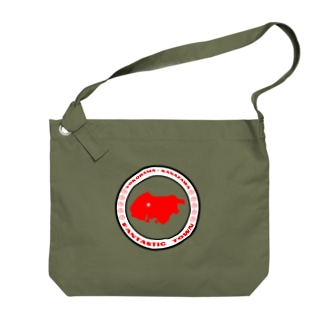 YOKOHAMA KANAZAWA FANTASTIC TOWN Big shoulder bags