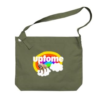 PONTA×UPTOME BIGトート2 Big Shoulder Bag