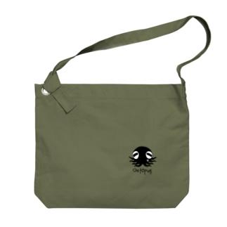 おくとぱすくん Big shoulder bags