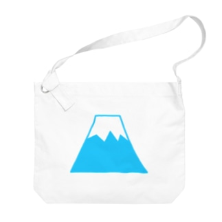 フッジサーン Big shoulder bags