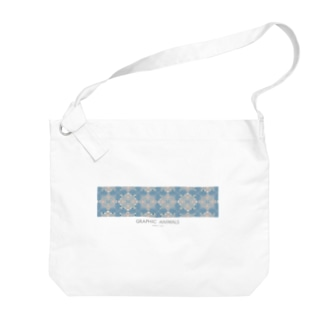 グラフィックアニマルズのsanae model Big shoulder bags