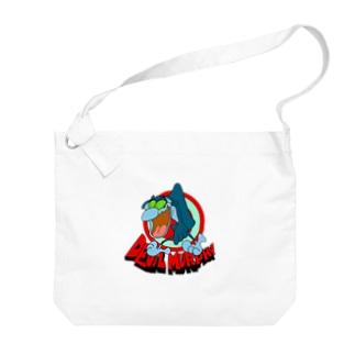 架空キャラ Big shoulder bags