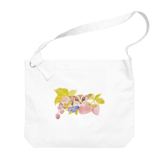 フクロモモンガVer.2 Big shoulder bags