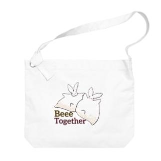 い~っしょにっ Big shoulder bags