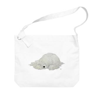 コモンドール Big shoulder bags