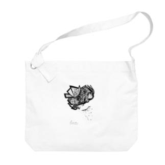 La merシリーズ Big shoulder bags