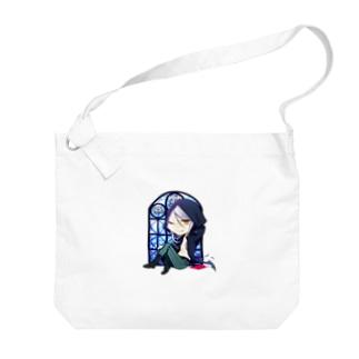 ルネくん Big shoulder bags