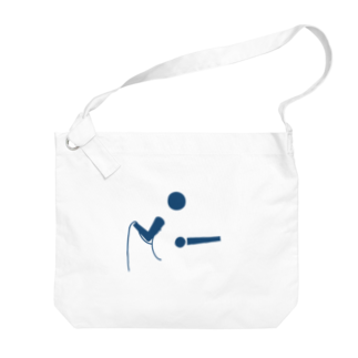みつ公式ショップのNo sound【音が出ない】 Musictogram04 Big shoulder bags