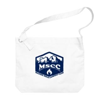 MSCC LOGO Ver2 Big shoulder bags