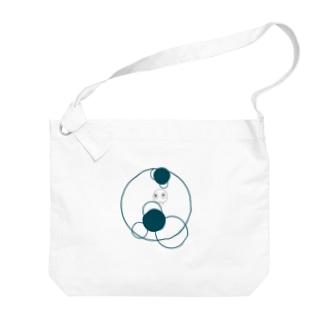 shirotaro-サークル- Big shoulder bags