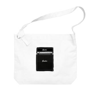 ギターアンプMCMO Big shoulder bags