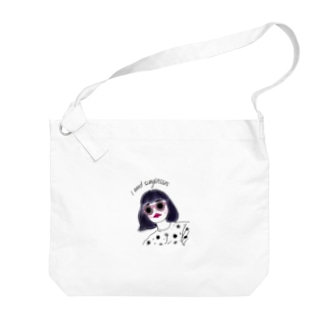 サングラス girl Big shoulder bags