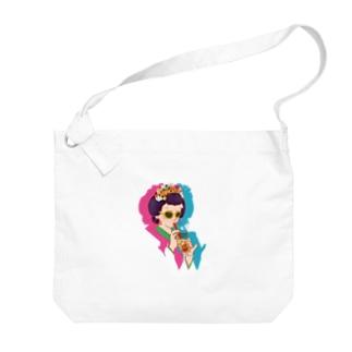 タピ姫A Big shoulder bags