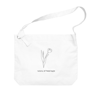 TULIP Big shoulder bags