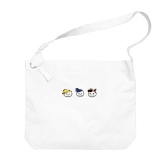 ロックンロールペンギンズ By スタンプ Big shoulder bags