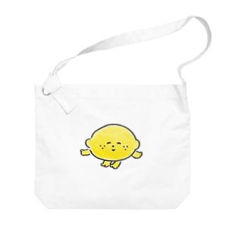 レモンちゃん🍋 Big shoulder bags