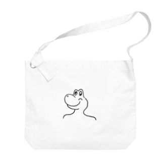 大丈夫くん Big shoulder bags