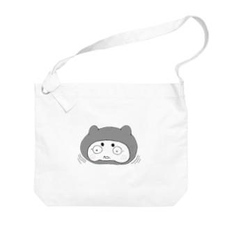 ちんぺぃ君(ガクブル怯え) Big shoulder bags