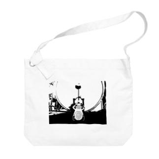 DRUMS!!#2 Big shoulder bags
