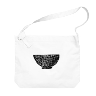 丼 Big shoulder bags