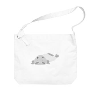ブロブフィッシュ(ニュウドウカジカ) Big shoulder bags