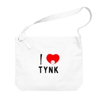 l Love ToYoNaKa Big shoulder bags