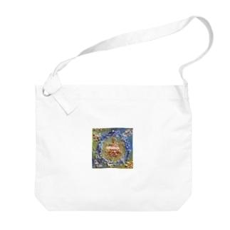no1_okalong Big shoulder bags