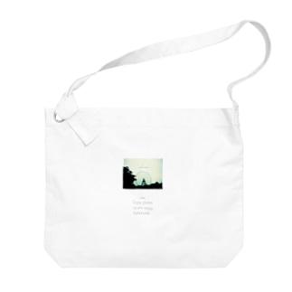 melanc_holic Big shoulder bags