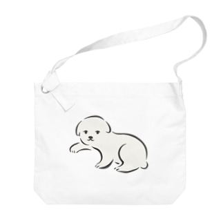 RINPA DOG Big shoulder bags