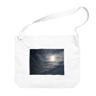 mitoki_ART Big shoulder bags